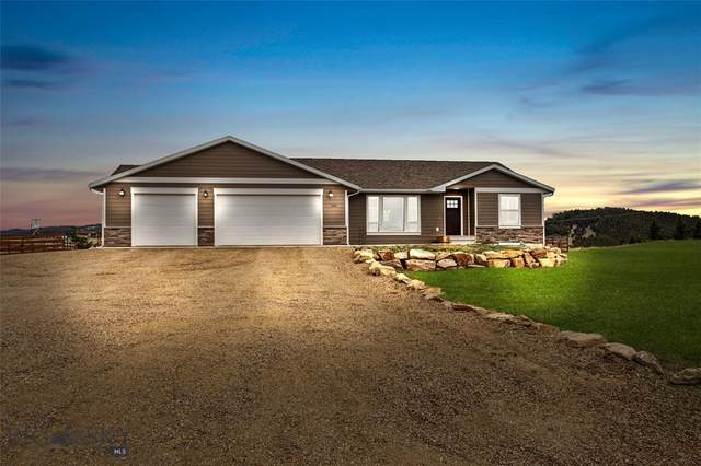 409 Stagecoach Road, Butte, MT 59701 (MLS #345419) :: Black Diamond Montana