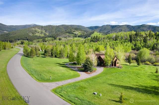 656 Triple Tree Road, Bozeman, MT 59715 (MLS #345442) :: Hart Real Estate Solutions