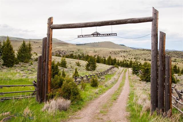 Parcel G Axolotl Ranch, Ennis, MT 59729 (MLS #345449) :: Montana Life Real Estate