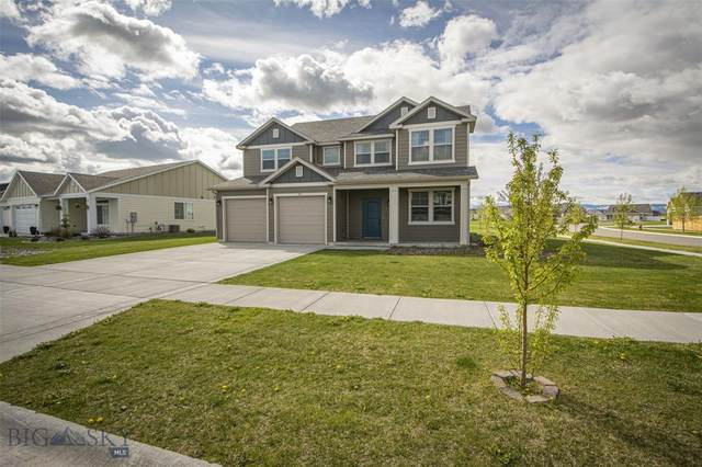 90 Knadler, Bozeman, MT 59718 (MLS #345468) :: Montana Life Real Estate