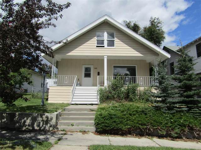 1225 W Platinum Street, Butte, MT 59701 (MLS #345484) :: Black Diamond Montana