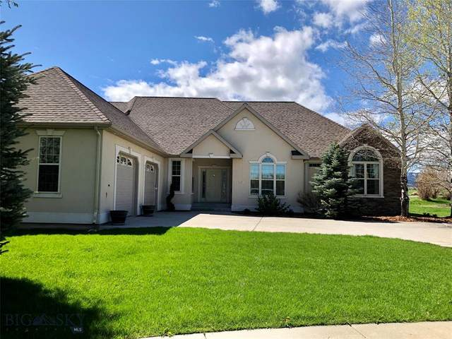 4470 White Eagle Circle, Bozeman, MT 59715 (MLS #345529) :: Hart Real Estate Solutions