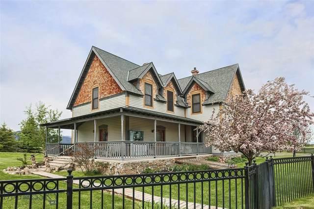 2036 Hawk Hill Road, Gallatin Gateway, MT 59730 (MLS #345563) :: Hart Real Estate Solutions