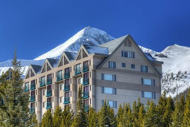 40 Big Sky Resort Road, 1944A, Big Sky, MT 59716 (MLS #345564) :: Black Diamond Montana