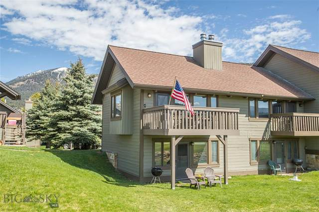 74 Yellowstone Spur Road 74D, Big Sky, MT 59716 (MLS #345571) :: Hart Real Estate Solutions