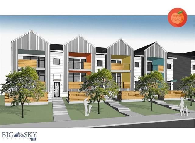 311 W Peach Street Unit 3 Street W, Bozeman, MT 59715 (MLS #345589) :: Hart Real Estate Solutions