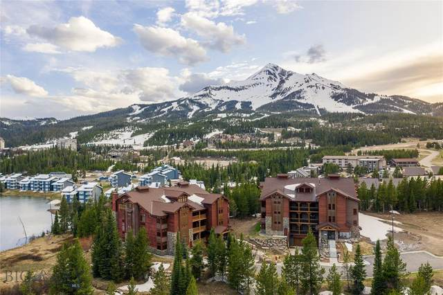 7 Sitting Bull Road #2301, Big Sky, MT 59716 (MLS #345590) :: Hart Real Estate Solutions