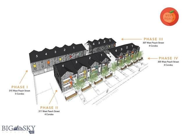 315 W Peach Street Unit 2 Street W, Bozeman, MT 59715 (MLS #345594) :: Hart Real Estate Solutions