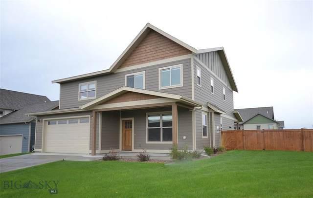 10 Blaze Peak, Bozeman, MT 59718 (MLS #345604) :: Montana Life Real Estate