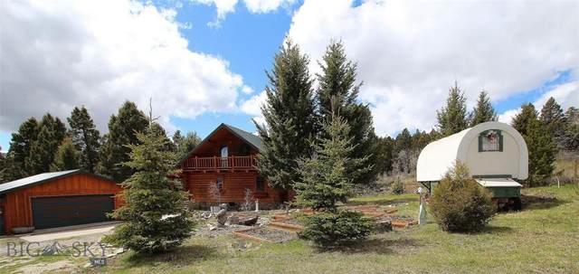 60 Hidden Trail Road, White Sulphur Springs, MT 59645 (MLS #345609) :: Hart Real Estate Solutions