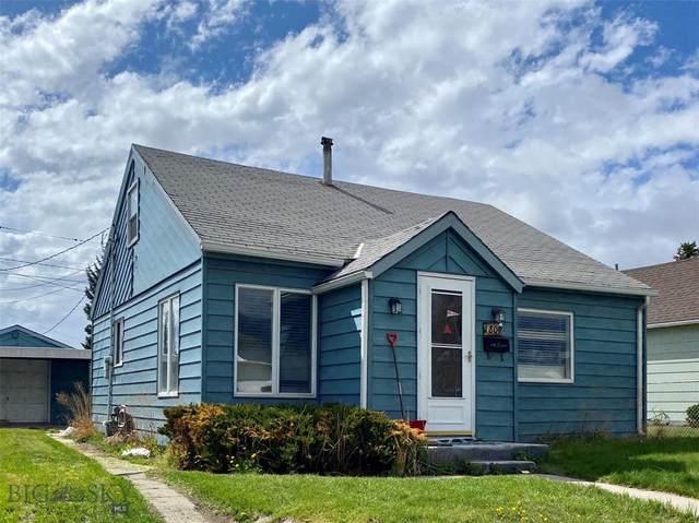 1809 Carolina Avenue, Butte, MT 59701 (MLS #345610) :: Black Diamond Montana