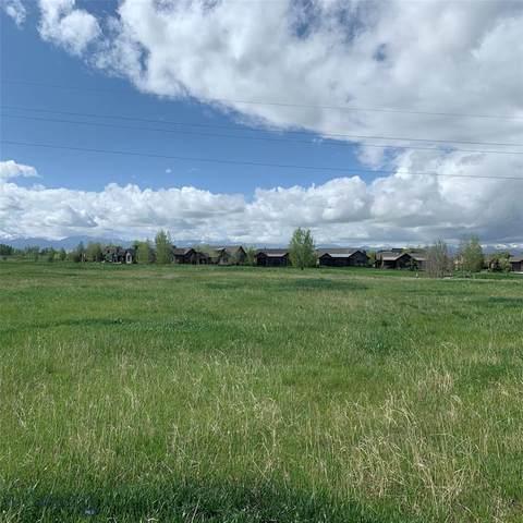 TBD Black Bull Trail, Bozeman, MT 59718 (MLS #345618) :: Hart Real Estate Solutions