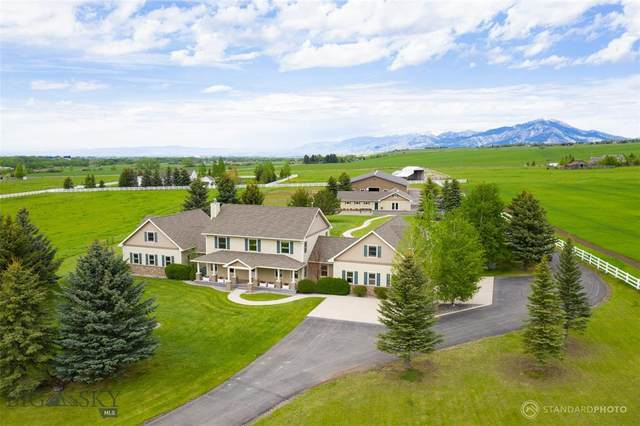 9105 Skyridge Drive, Bozeman, MT 59715 (MLS #345641) :: Hart Real Estate Solutions