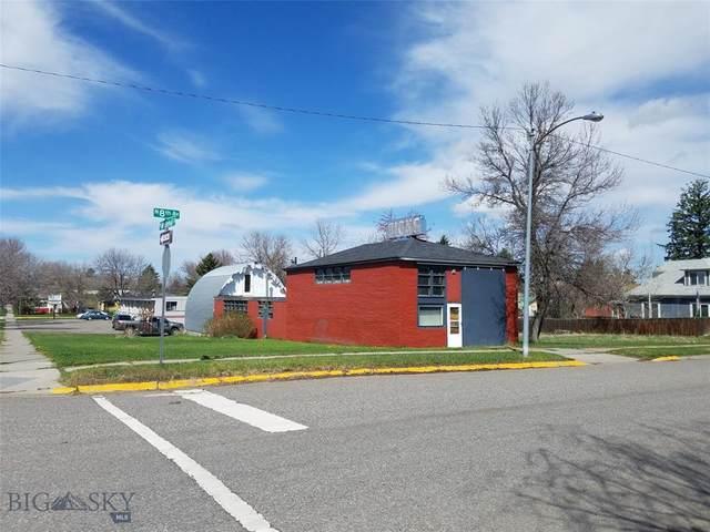 811 W Mendenhall Street, Bozeman, MT 59715 (MLS #345656) :: Hart Real Estate Solutions