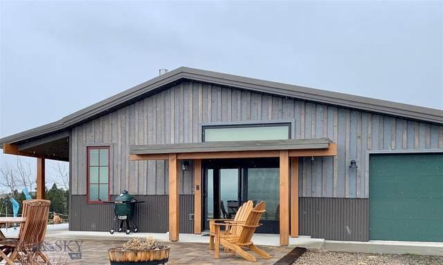 128 Panorama Drive, White Sulphur Springs, MT 59645 (MLS #345683) :: Black Diamond Montana