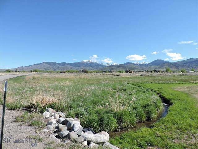 6 Buckboard Drive, Sheridan, MT 59749 (MLS #345696) :: Hart Real Estate Solutions