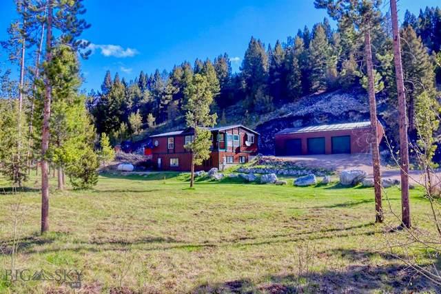644 Olson Gulch Road, Anaconda, MT 59711 (MLS #345709) :: Black Diamond Montana