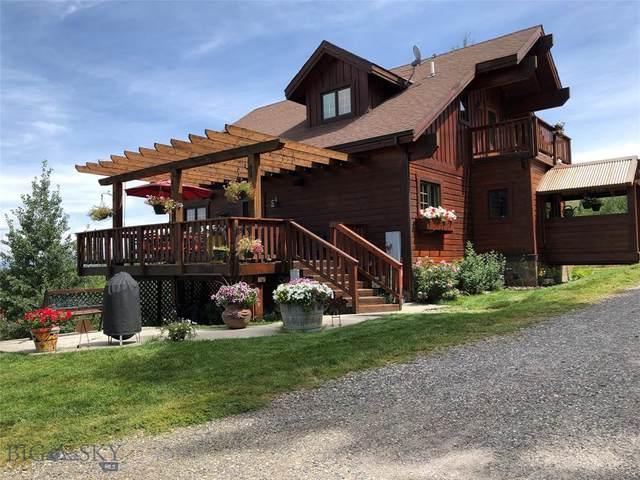 1033 Cougar Drive, Bozeman, MT 59718 (MLS #345714) :: L&K Real Estate