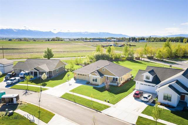 109 Nellie Court, Manhattan, MT 59741 (MLS #345717) :: Hart Real Estate Solutions