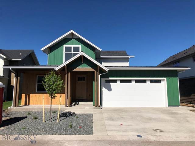 435 Herstal Way, Bozeman, MT 59718 (MLS #345724) :: Hart Real Estate Solutions