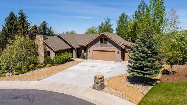 719 Oconnell Drive, Bozeman, MT 59715 (MLS #345738) :: Hart Real Estate Solutions