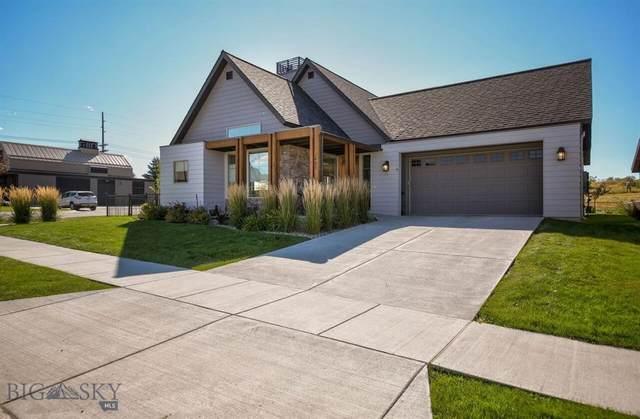 1489 Kenyon Drive, Bozeman, MT 59715 (MLS #345741) :: Hart Real Estate Solutions