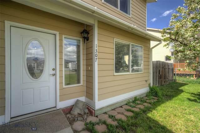 1307 E Montana Street, Livingston, MT 59047 (MLS #345745) :: Hart Real Estate Solutions