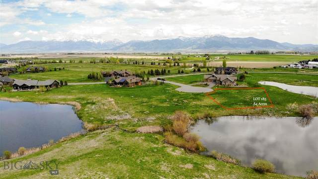 Lot 185 Bullet Lane, Bozeman, MT 59718 (MLS #345746) :: Hart Real Estate Solutions