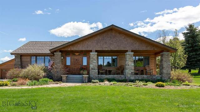 2081 Little Bear Road, Gallatin Gateway, MT 59730 (MLS #345755) :: Hart Real Estate Solutions