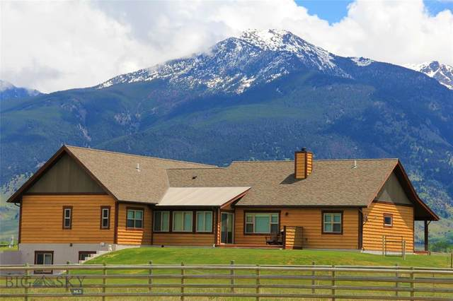 1 Sheepeater Trail, Livingston, MT 59047 (MLS #345774) :: Hart Real Estate Solutions