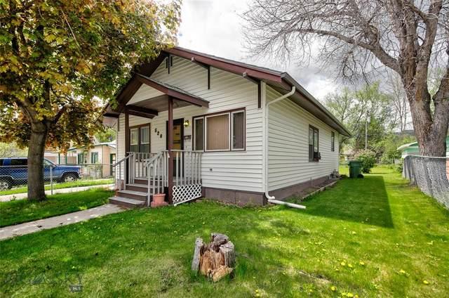 520 S 9th Street, Livingston, MT 59047 (MLS #345778) :: Hart Real Estate Solutions