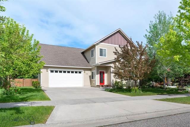 3267 Hillcrest Drive, Bozeman, MT 59715 (MLS #345791) :: Hart Real Estate Solutions
