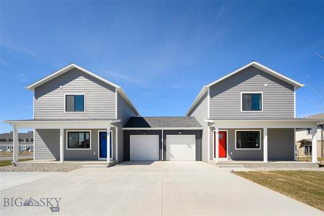 1305 Beeker Lane A & B, Belgrade, MT 59714 (MLS #345797) :: Hart Real Estate Solutions