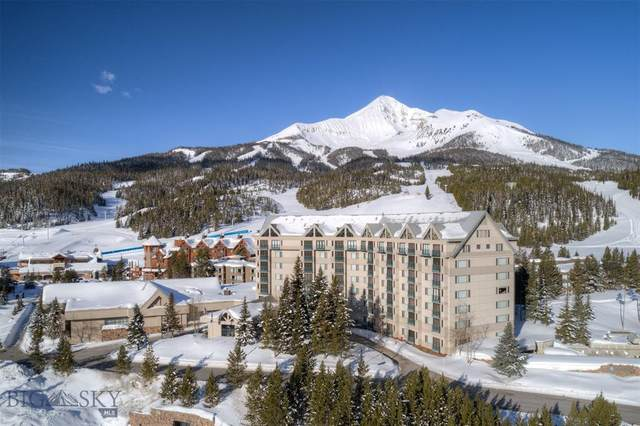 40 Big Sky Resort Road #1902, Big Sky, MT 59716 (MLS #345800) :: Black Diamond Montana