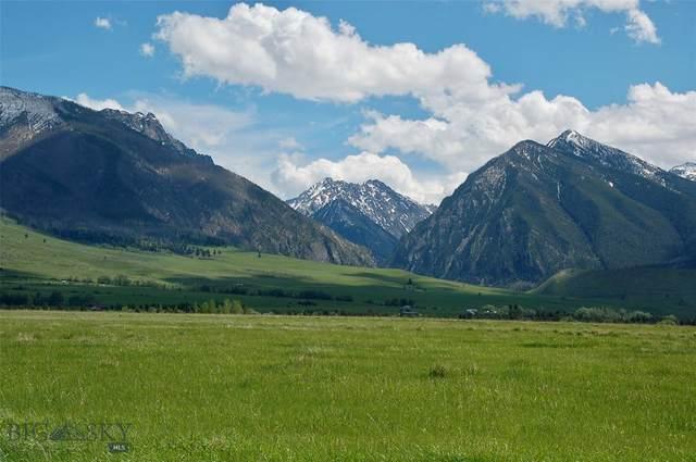 Lot 3 Plenty Coups Trail, Livingston, MT 59047 (MLS #345815) :: Black Diamond Montana