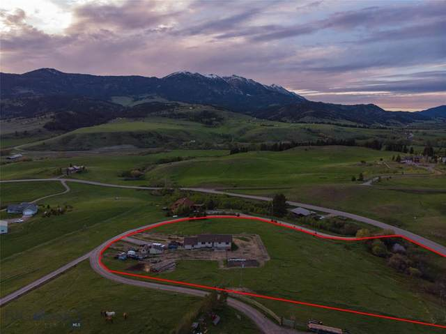 14950 Hayhook, Bozeman, MT 59715 (MLS #345824) :: Montana Life Real Estate