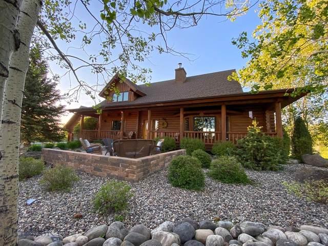 2820 Tumbleweed Drive, Bozeman, MT 59715 (MLS #345835) :: Hart Real Estate Solutions