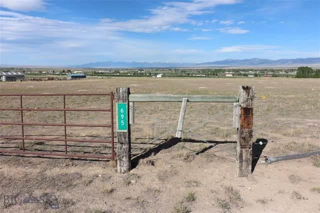 695 Tenderfoot Trl, Dillon, MT 59725 (MLS #345861) :: Montana Life Real Estate