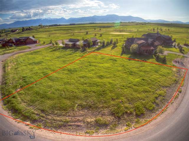 Lot 89 Black Bull Trail, Bozeman, MT 59718 (MLS #345877) :: Hart Real Estate Solutions