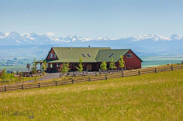 205 Suncrest Lane, Manhattan, MT 59741 (MLS #345878) :: Black Diamond Montana