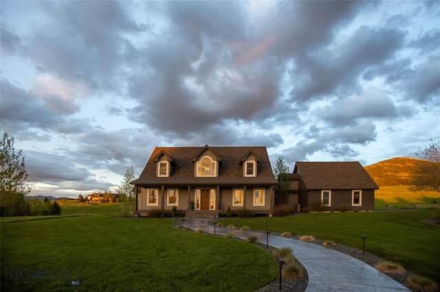 1338 Triple Tree, Bozeman, MT 59715 (MLS #345888) :: Hart Real Estate Solutions