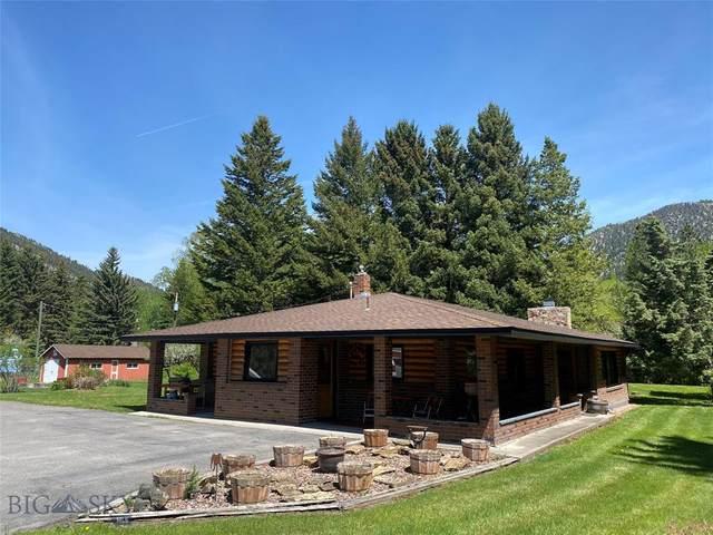 9 Evergreen, Livingston, MT 59047 (MLS #345892) :: Black Diamond Montana