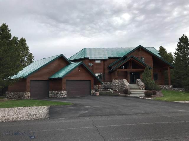 800 N Hayden, West Yellowstone, MT 59758 (MLS #345900) :: Montana Home Team
