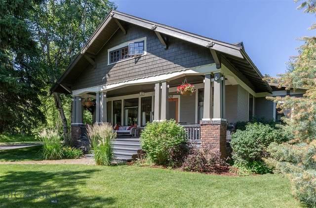 519 S Tracy Avenue, Bozeman, MT 59715 (MLS #345906) :: Hart Real Estate Solutions