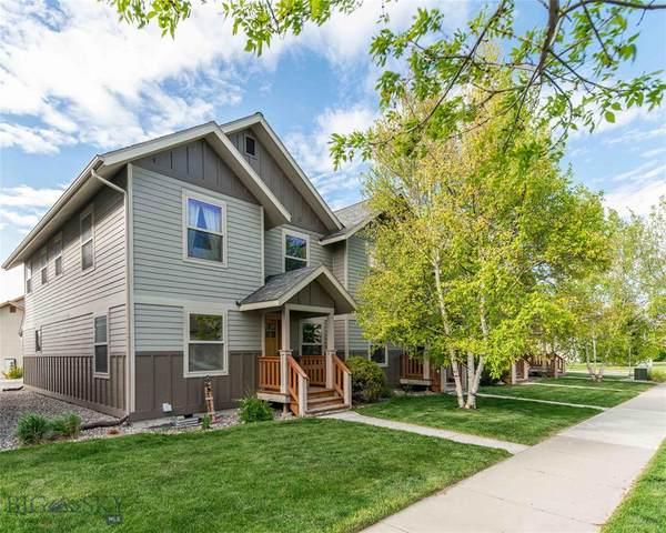 2821 Cattail Street D, Bozeman, MT 59715 (MLS #345909) :: Hart Real Estate Solutions