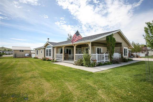 601 Whiskey Creek Road, Livingston, MT 59047 (MLS #345914) :: Hart Real Estate Solutions