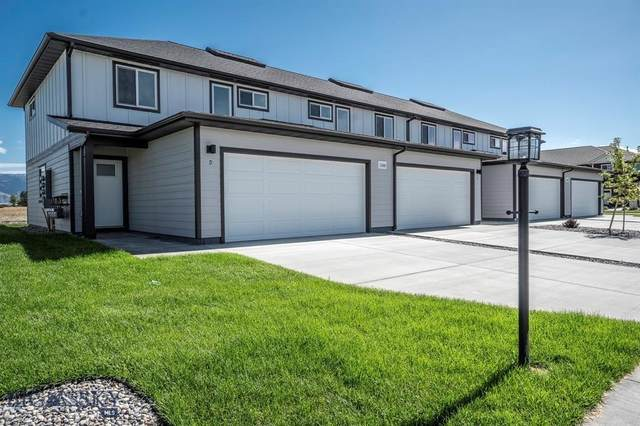 707 Halfpipe Unit D, Belgrade, MT 59714 (MLS #345918) :: Hart Real Estate Solutions