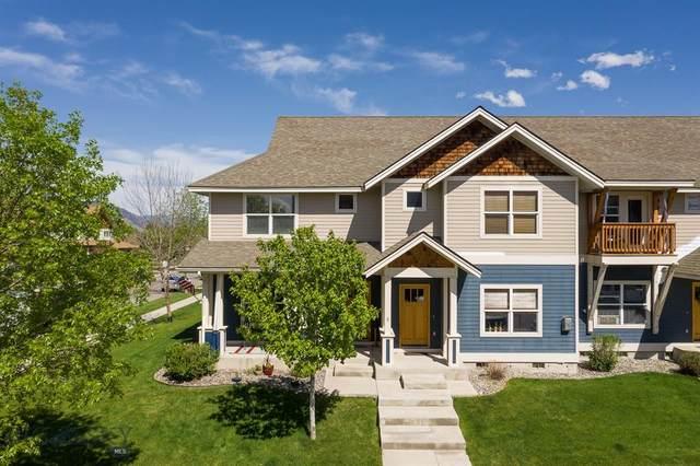 56 Kimball Avenue A, Bozeman, MT 59718 (MLS #345925) :: Hart Real Estate Solutions