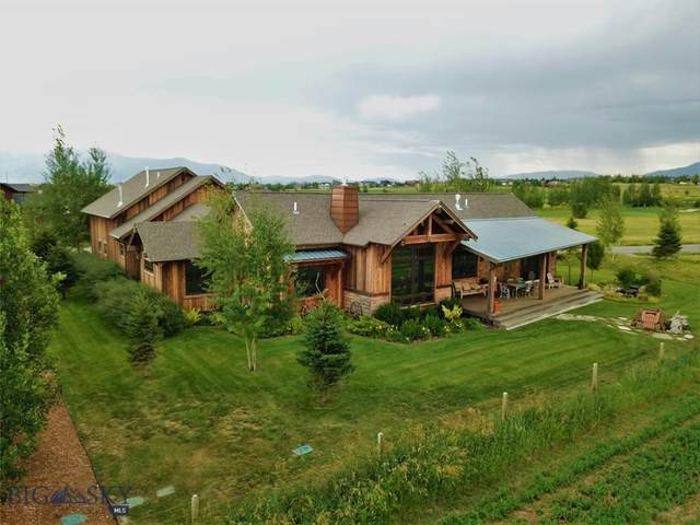 509 Tillyfour Road, Bozeman, MT 59718 (MLS #345939) :: Hart Real Estate Solutions