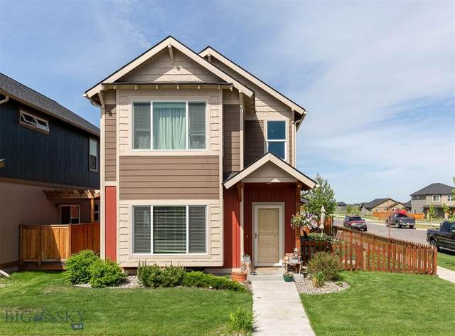 309 Stone Fly Drive, Bozeman, MT 59718 (MLS #345943) :: Hart Real Estate Solutions